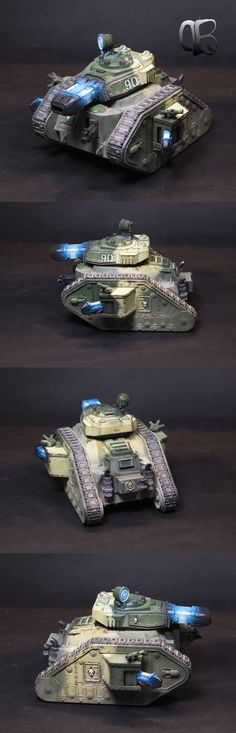 Imperial Guard Leman Russ