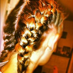 French braid pigtails for my run in the am – Pigtail Hairstyles Pigtail Hairstyles, Pigtail Braids, Cute Hairstyles, French Braid Pigtails, Hair And Nails, Dreadlocks, Running, Mom, Hair Styles