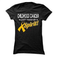 Spirit – Childhood Cancer T Shirt, Hoodie, Sweatshirts - cool t shirts #shirt #teeshirt
