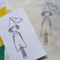 free princess pattern by LiliPopo