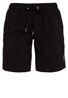 SEYCHI - kurze Sporthose - black