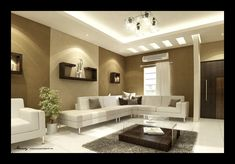 ... , the living room is one place in the house that best showcases a sense of style which everyone is free to see.