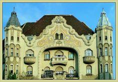 Szeged, Hungary Czech Republic, Austria, Ukraine, Poland, Art Deco, Exterior, Explore, Group, Mansions