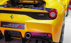 2015 Ferrari 458 Spider - Speciale A