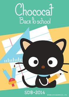 Sanrio's Chococat Style Guides on Behance