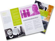 Wir haben darauf geachtet, dass auch die begleitenden Materialien wie die Informationsmappe und das DVD-Design  farbenfroh und einladend wirken. Da sich Film und Mappe primär an das Pflegepersonal wenden, war es natürlich auch wichtig, ein professionelles Niveau und medizinische Informationen als Ratgeber im Arbeitsalltag zu bieten.