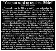 Read the Bible - http://dailyatheistquote.com/atheist-quotes/2013/03/29/read-the-bible-2/
