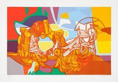 Roberto Burle Marx - Canto Burlesco (1993)