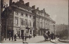 Warszawa - Pałac Karasia (ok. 1911)