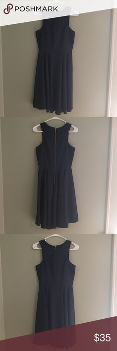 Naven black dress Like-new fit and flair black dress! In great condition Naven Dresses Midi