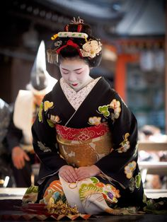 geisha-kai: