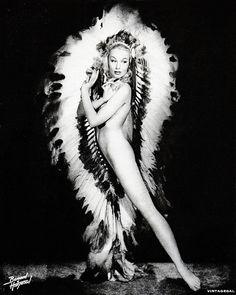 burlesque dancer lili st. cyr by bernard of hollywood c. 1950's