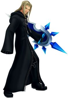 kingdom hearts characters | Vexen - The Keyhole: Ye Olde Kingdom Hearts Fansite