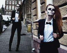 Halloween: los disfraces más fashion: fotos de los looks - Look esqueleto Fashion