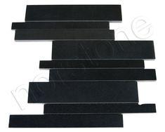 Norstone Ebony Basalt Interlocking-Tile