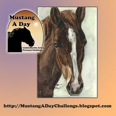 Read more about Sagewood 2012 Foal Sand Wash Basin HMA Challenge Painting # 349