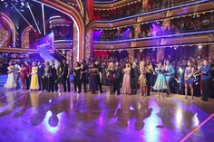 Very excited for Dancing With The Stars tonight! It's the quick step and jive. Look alive, everyone.