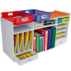 Use the Really Good Writers Workshop Supply Station to set up your class writing center