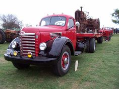 International Harvester truck KB-7