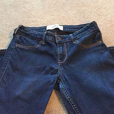 BOGO Item  -- Hollister Jeggings Dark blue. Great condition Hollister Jeans Skinny