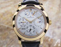 Jaeger-LeCoultre Master Control Large Men's Watch