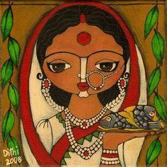 artnlight: Dee's art -  - discovering Dithi