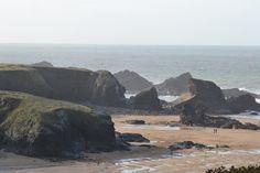 Porthcothan bay Cornwall 2014