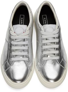 dc1306da3ba Marc Jacobs - Silver Empire Sneakers Runners