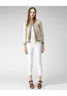 $3185  Isabel Marant / Johnson Jacket