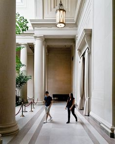 National Gallery of Art (West Building) no. 03 by samuel t ludwig, via Flickr