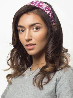 Fleece hairband tam hairband hair accessories pixie headband headband