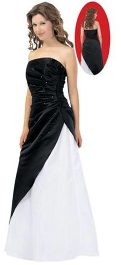 42 Best Black And White Prom Dresses Images Evening Gowns Formal