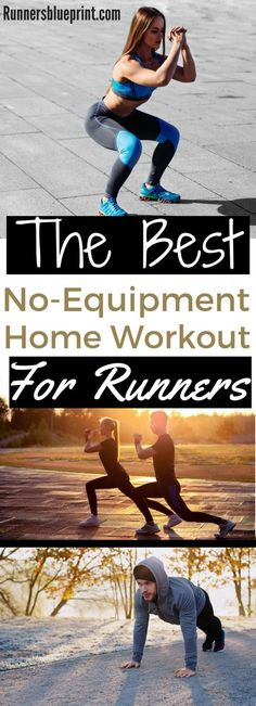 Here is bodyweight no-equipment strength routine that can help you strengthen key running muscles so you can boost your running power and reduce the risk of injury.