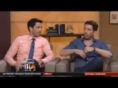Drew & Jonathan Scott: 'Property Brothers' On Their Home In Vegas - YouTube