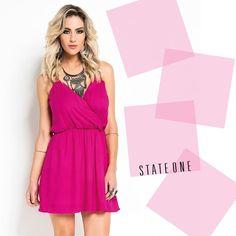 Cores para deixar seu final de semana ainda mais lindo! #colors #stateone #pink