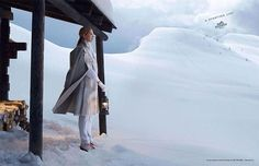 Hermes Fall 2013 ad campaign