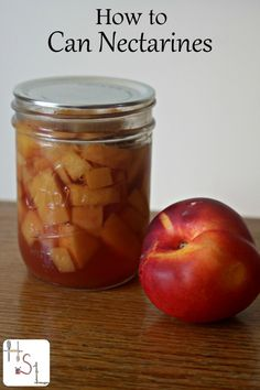 Learn how to can nectarines safely and quickly with this easy raw pack method…