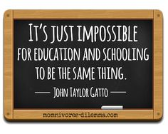 POWERFUL speech by John Taylor Gatto accepting the New York City Teacher of the Year Award on January 31, 1990