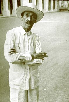 Joseíto Fernández was a Cuban singer and songwriter. He is the writer of well-known songs, including Elige tú, que canto yo, Amor de madre, Demuéstrame tú, and Así son, boncó, as well as the more famous Guajira Guantanamera.