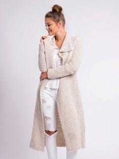 Embroidery, Coat, Sweaters, Jackets, Dresses, Fashion, Down Jackets, Vestidos, Moda
