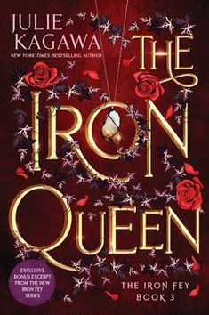 Buy The Iron Queen Special Edition by Julie Kagawa and Read this Book on Kobo's Free Apps. Discover Kobo's Vast Collection of Ebooks and Audiobooks Today - Over 4 Million Titles! Free Books, My Books, Good Books, Books To Read, Reading Books, Books To Buy, Iron Fey, Kagawa, Best Book Covers