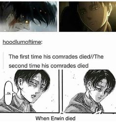 poor levi, hes just used to losing everyone he loves