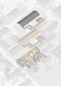 beijing design week: courtyard house by vector architects