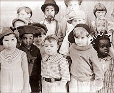 Little Rascals...they were the best....I always watched them during my lunch time....