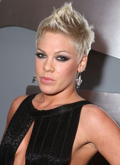 Outstanding Los Angeles Hair And Grammy Award On Pinterest Short Hairstyles Gunalazisus
