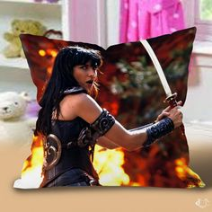Best Xena warrior princess the movie Pillow Cases