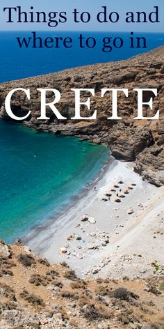This island is just incredible, a must visit if in Greece  http://mel365.com/two-weeks-in-crete-planning-a-trip-the-south-coast/