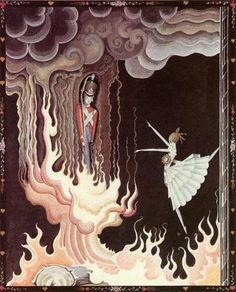 Hans Christian Andersen, The Tin Soldier,  illustrated by Kay Nielsen