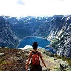 "Fjällräven Official on Instagram: ""NEW #BLOG #ALERT! @planestrainsballandchains never stops! Check in on their current #adventures in #Norway... LIVE on Fjallraven.us!! #getoutside #goexplore #thejourney #fjallraven"""