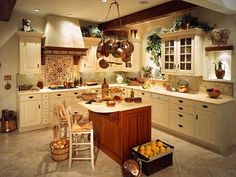 cream kitchen with gold accents - Google Search